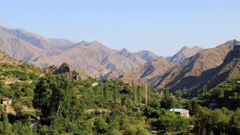 Meghri im Süden Armeniens © Diamir