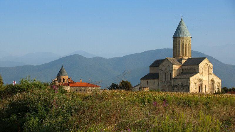Kloster Alawerdi in Kachetien © Diamir