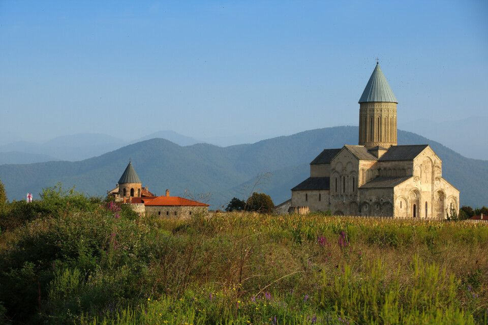 Kloster Alawerdi in Kachetien