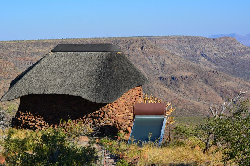 An der Grootberg Lodge