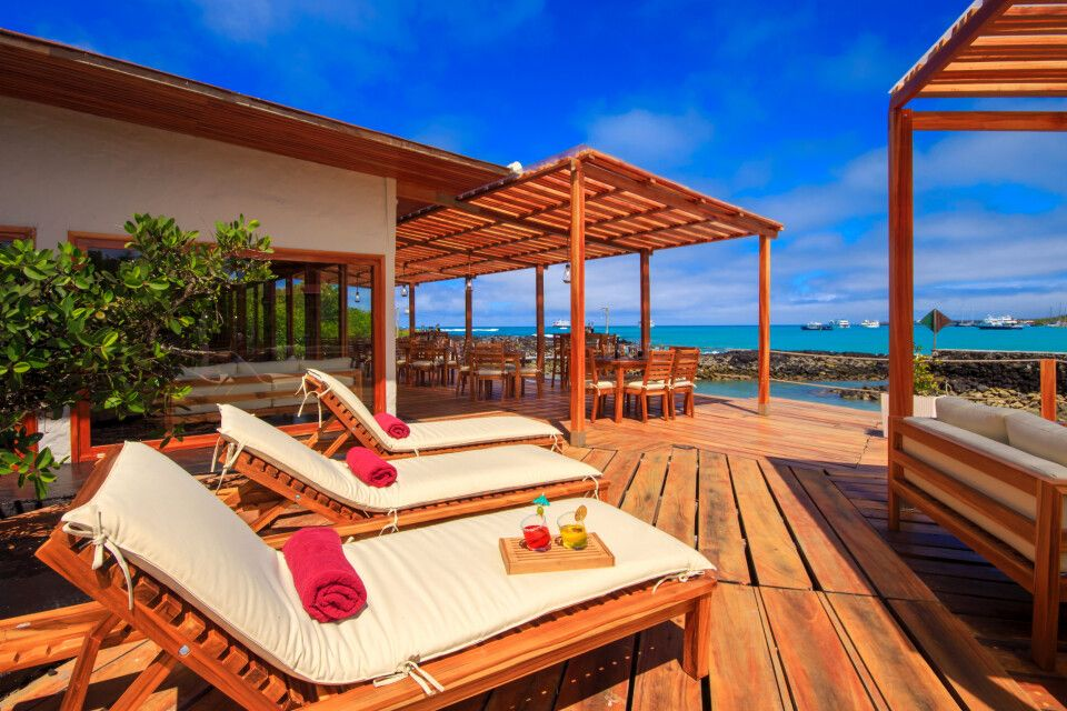 Entspannung pur im Red Mangrove Eco Luxury Hotel