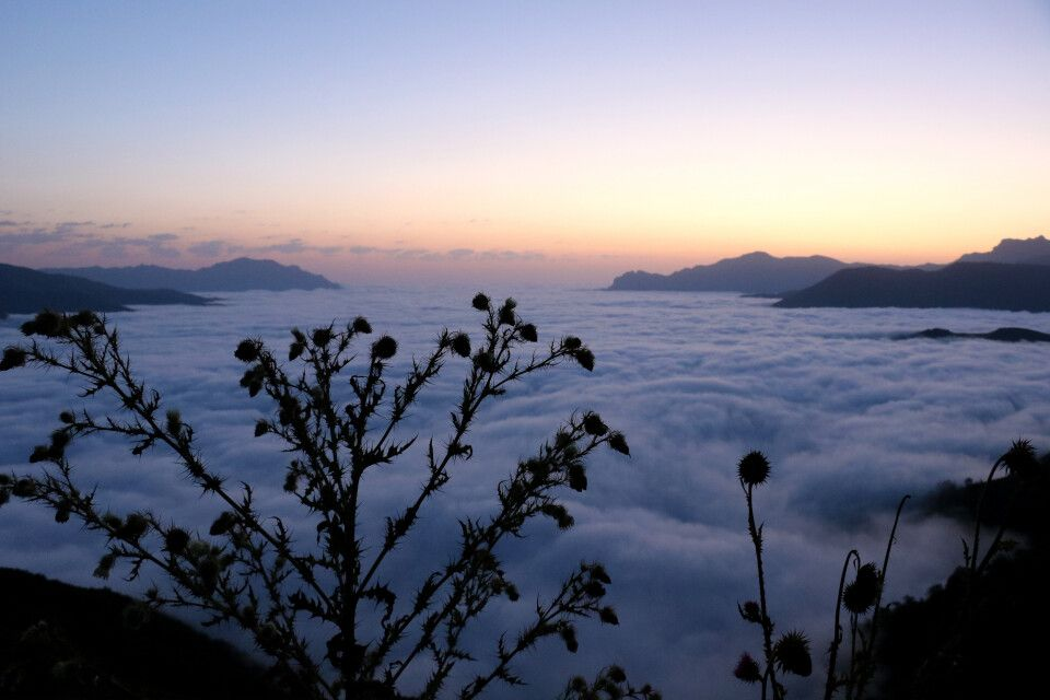 Südarmenien am frühen Morgen