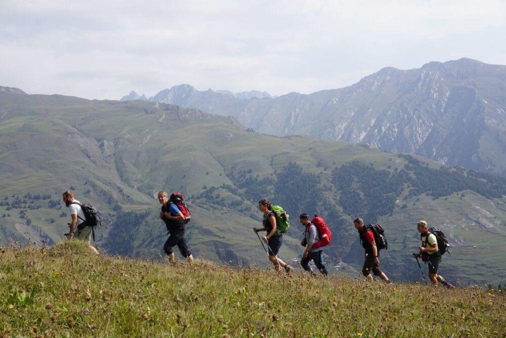 Trekking pur