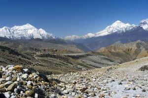Weg von Paha nach Tetang