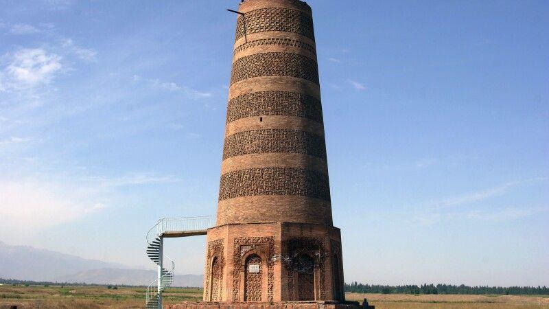 Burana-Turm © Diamir