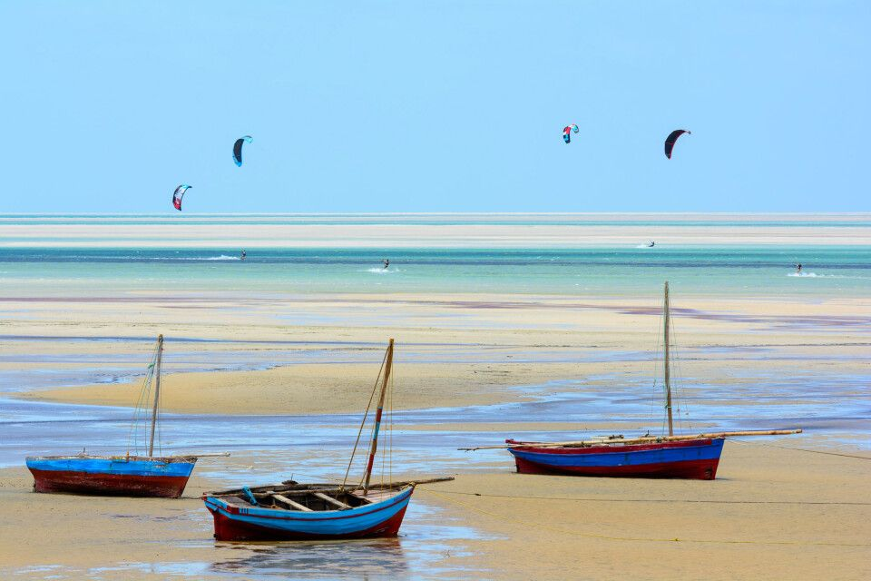 Kite Surfing, Bahia Mar