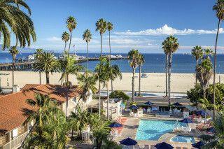 Harbor View Inn, Santa Barbara