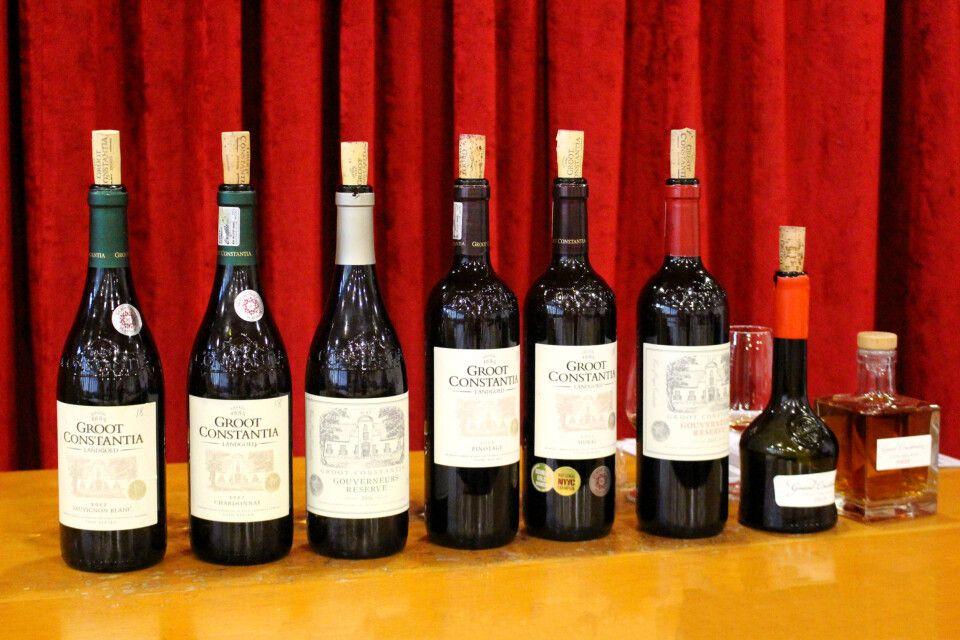 Weingut Groot Constantia, Kapstadt