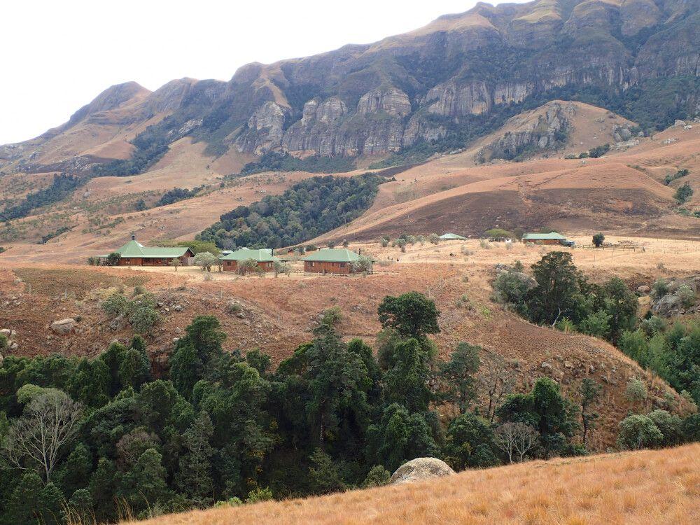 Greenfire Drakenberg Lodge – Drakensberge