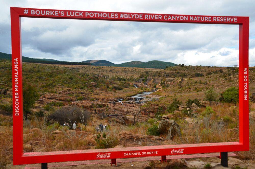Am Blyde-River-Canyon