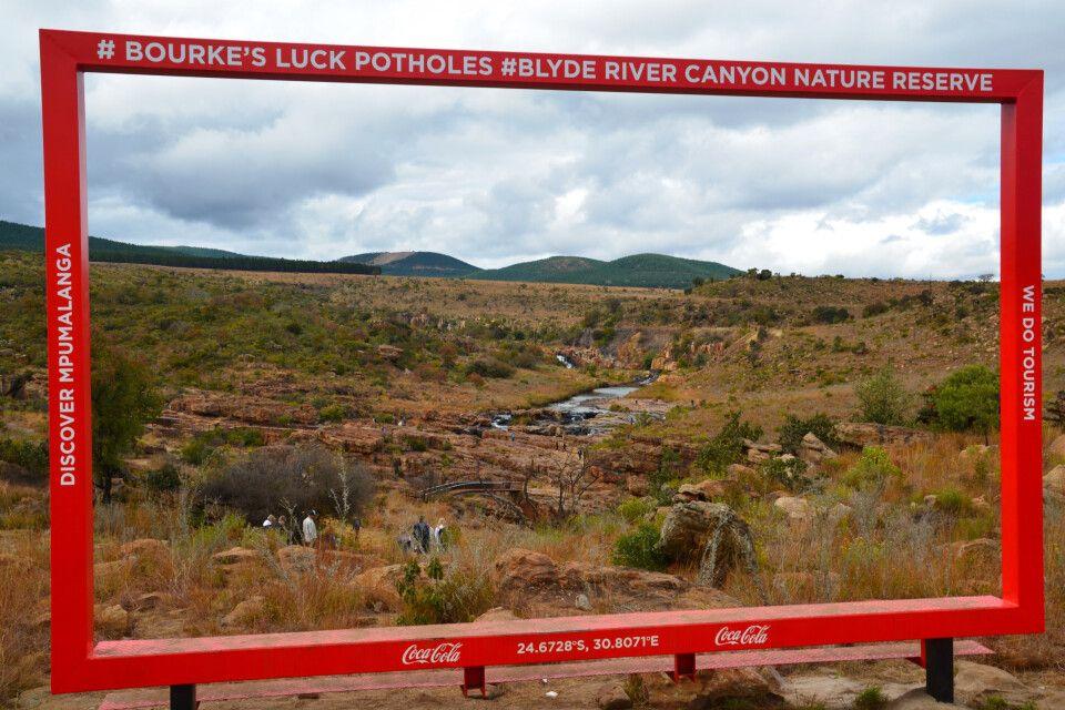 Am Blyde River Canyon