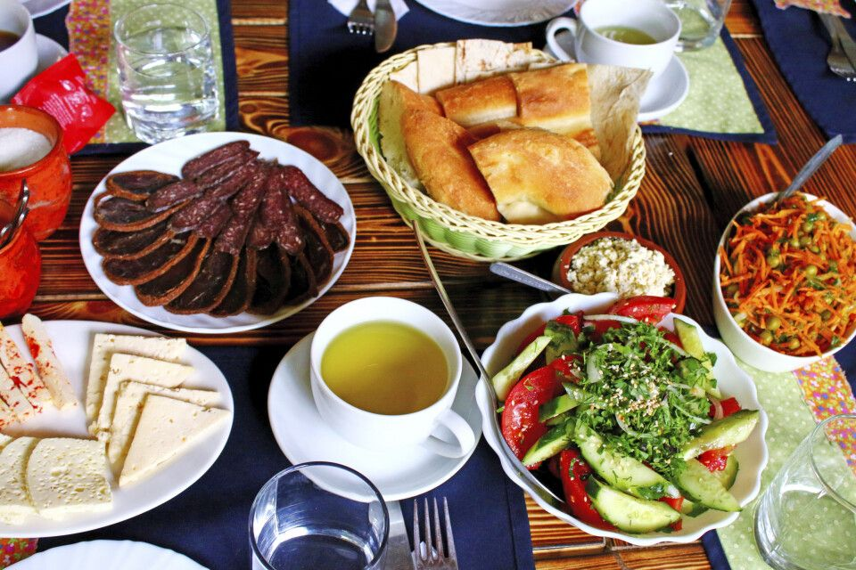 Armenische Küche