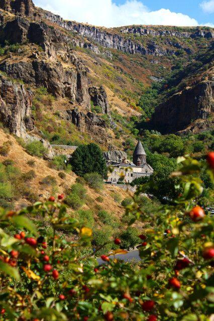Felsenkloster Geghard