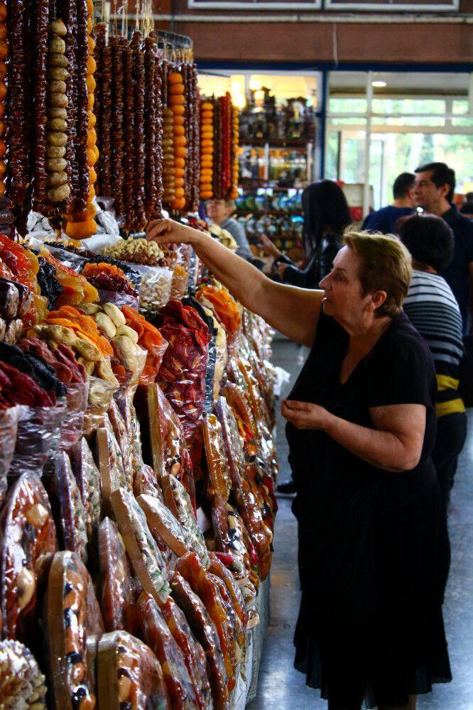 Markt in Jerewan
