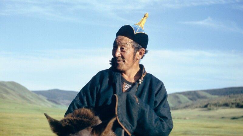 Reiter in der Mongolei © Diamir