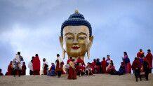 Buddha sieht alles und alle – Buddha Dordenma Thimphu