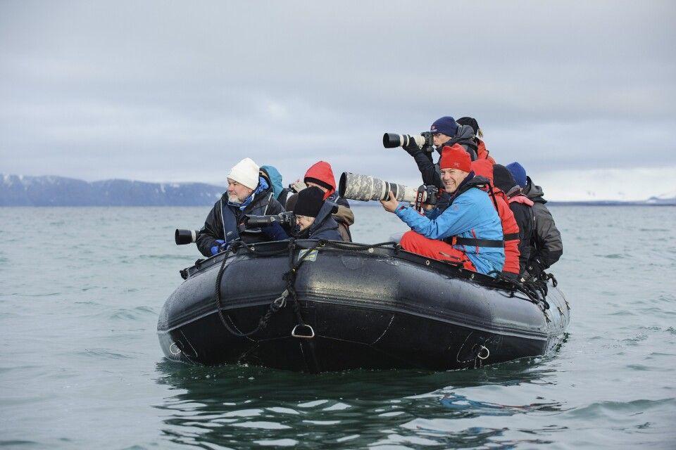 Spitzbergen – ein Traum für Fotografen