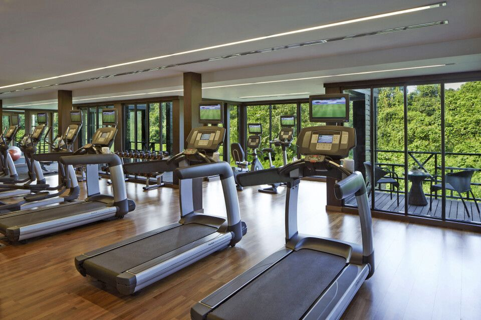 Mulu Marriott Resort & Spa Fitnesstudio