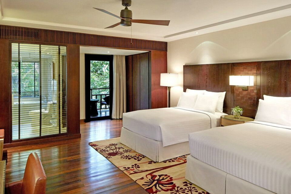 Mulu Marriott Resort & Spa Premier Double Room