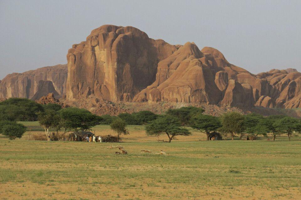 Bachikele im Ennedi-Massiv