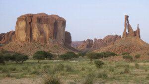 Ennedi-Massiv Bachikele Bogen