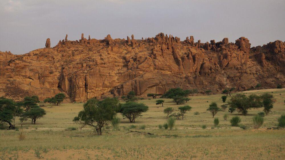 Wadi Archei im Ennedi