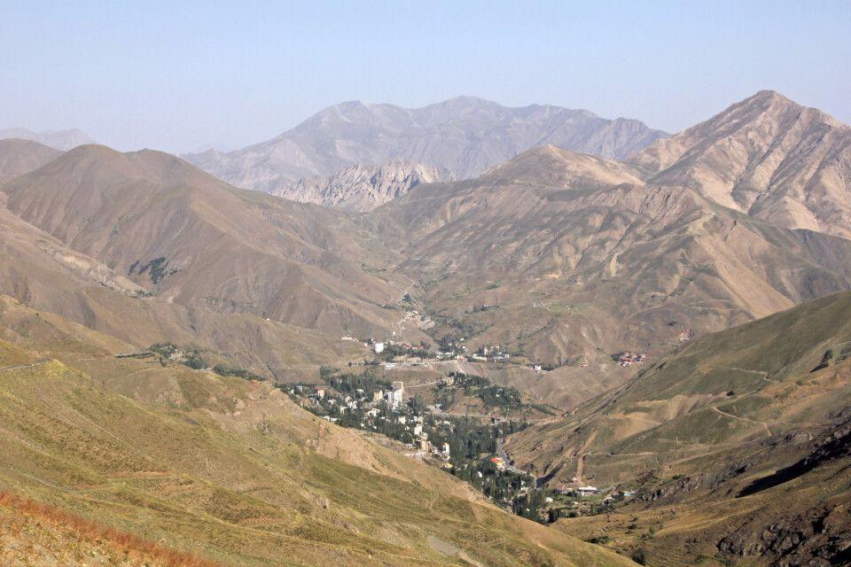 Blick ins Tal (Expedition Damavand)