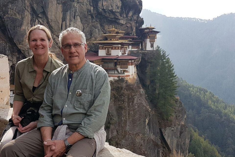 Bhutan Tigernest