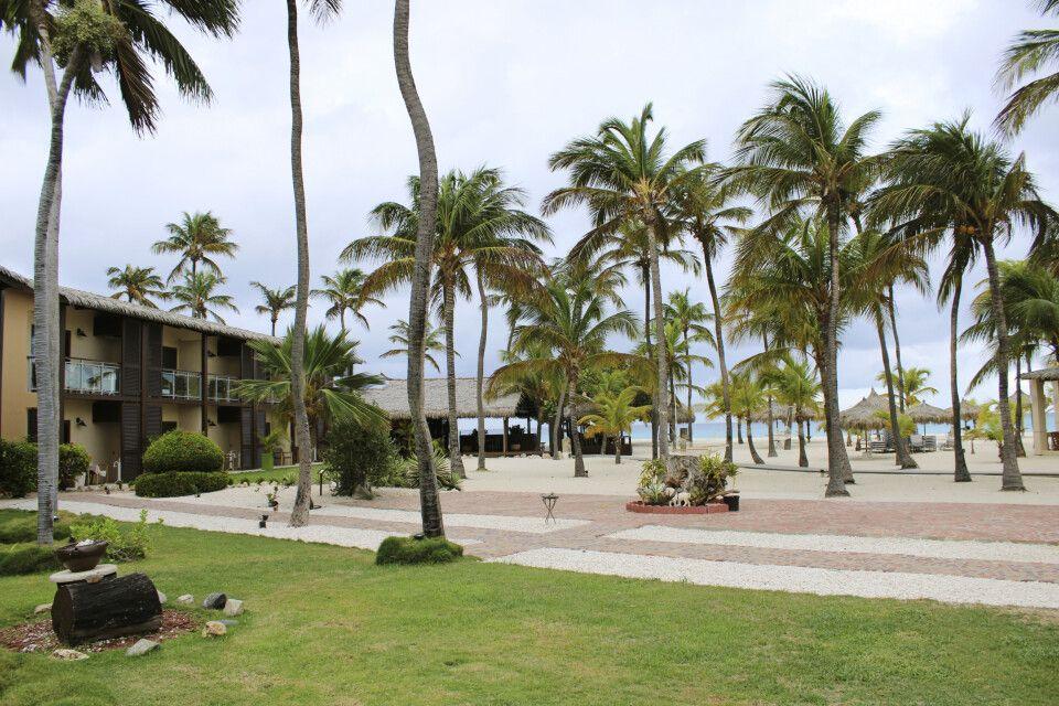 Manchebo Resort und Spa auf Aruba