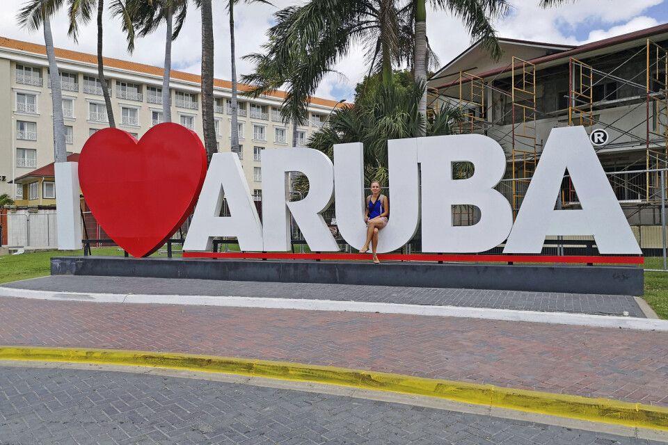 Bon Bini Aruba, One Happy Island