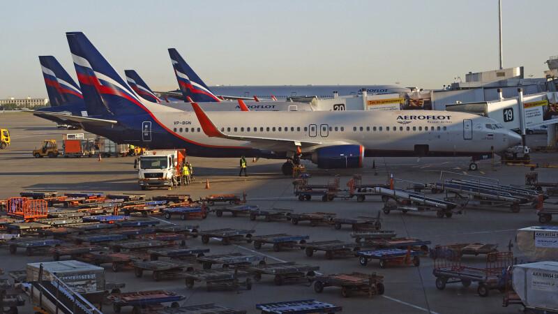 Mit Aeroflot fliegen wir nach Mineralnye Vody © Diamir