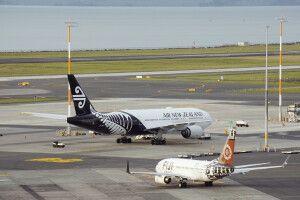 Flughafen Auckland