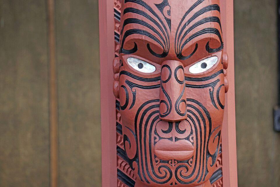 Handwerkskunst der Maori