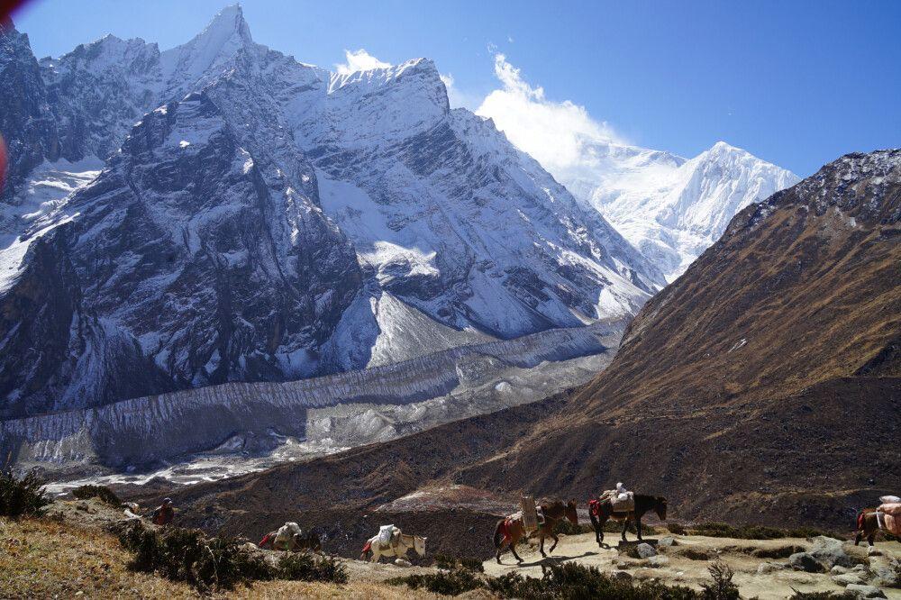 Manaslu – Weg nach Tibet