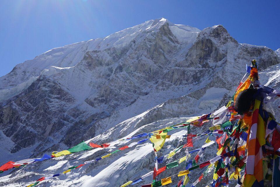 Manaslu - Larkya Pass