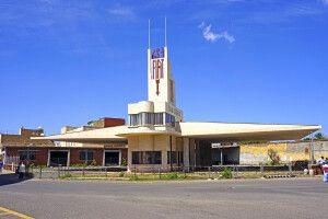FIAT Gebäude in Asmara