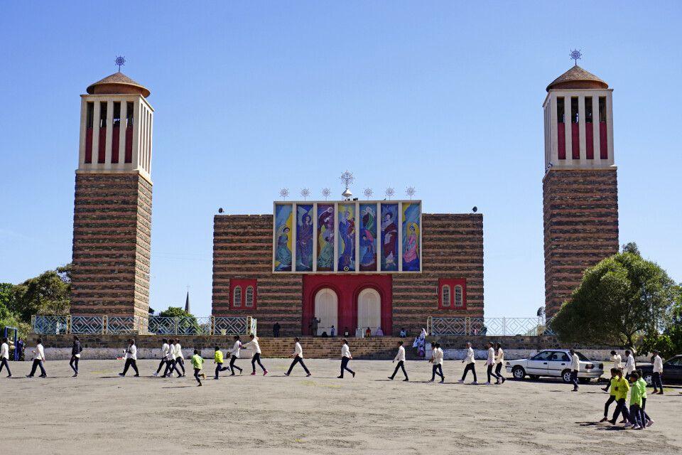 Kathedrale von Asmara