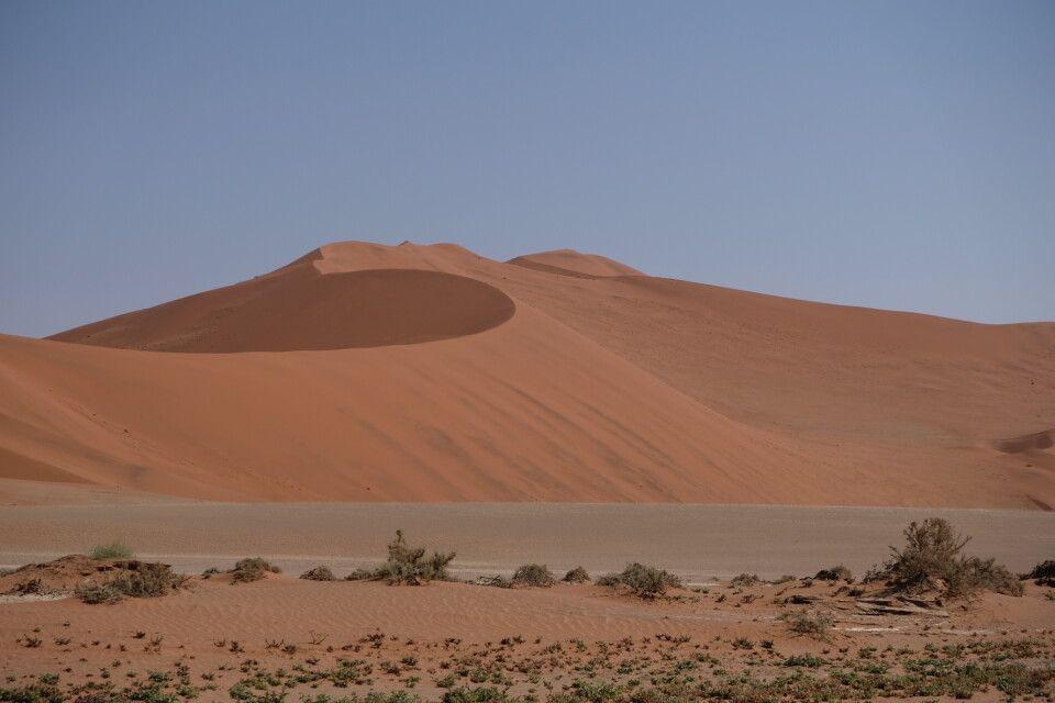 Die Dünen des Sossusvlei