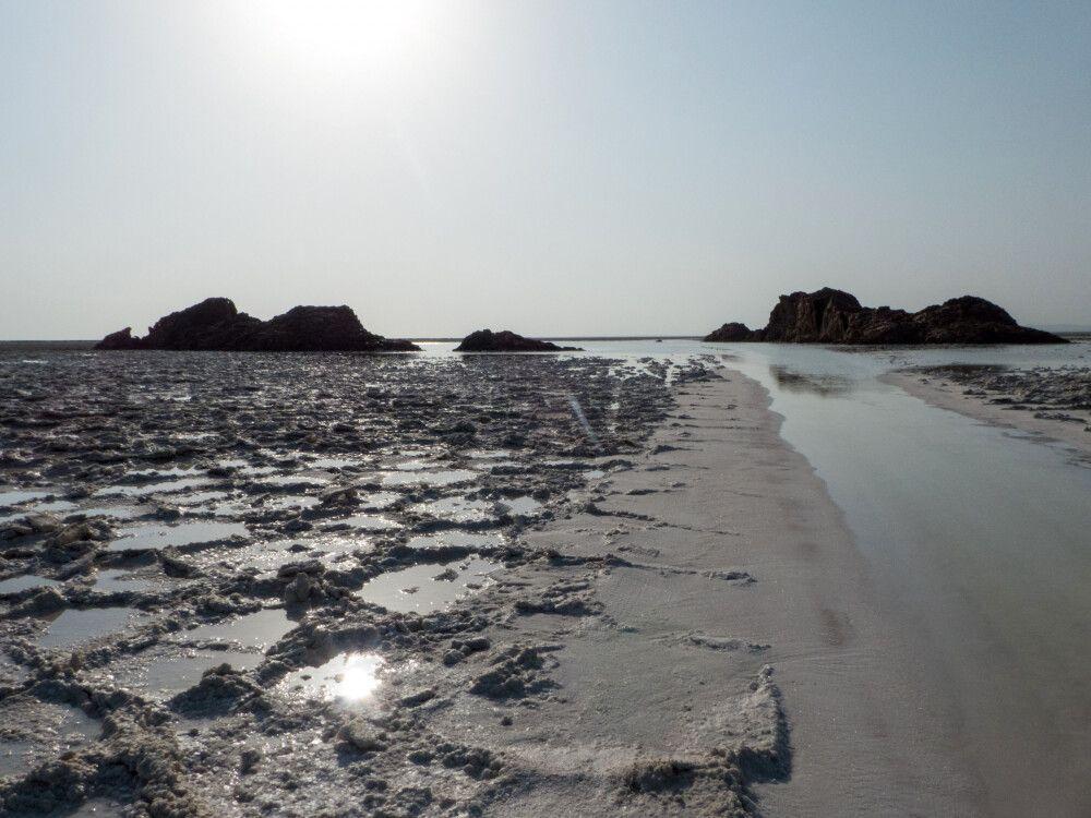 Wüstensalz der Danakil