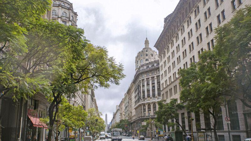 Unterwegs in den Straßen von Buenos Aires © Diamir