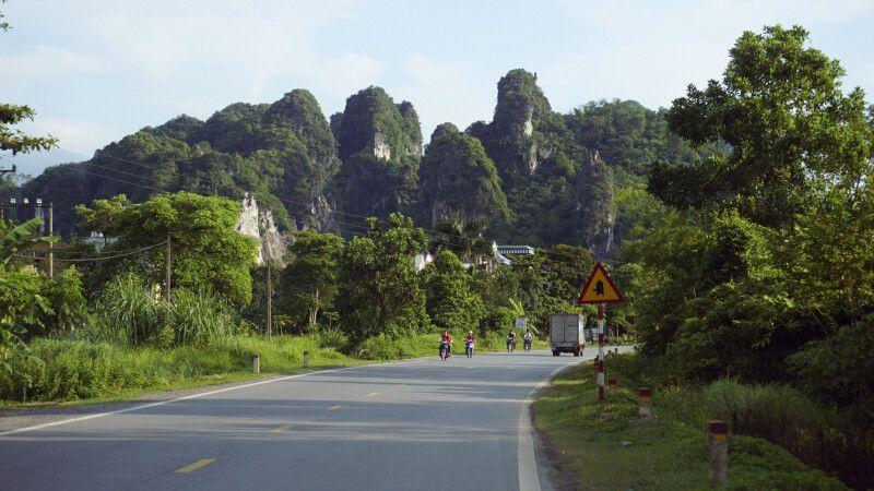Auf dem Weg nach Mai Chau © Diamir