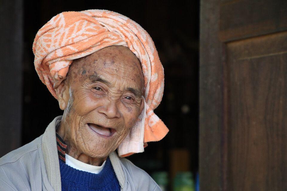 Im Gebiet der Taung Yoe