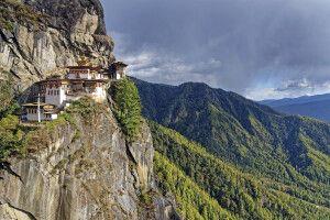 Tigernest-Kloster bei Paro