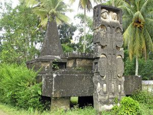 Königliches Grab in Anakalang