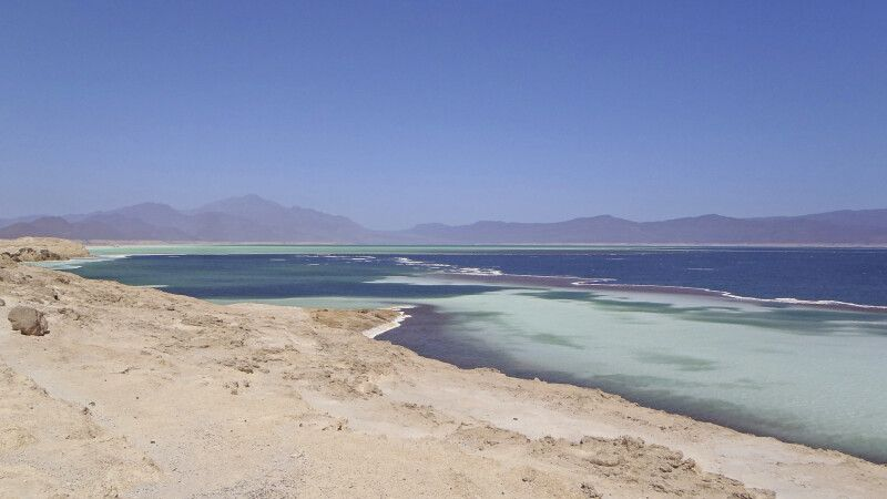 Lake Assal © Diamir