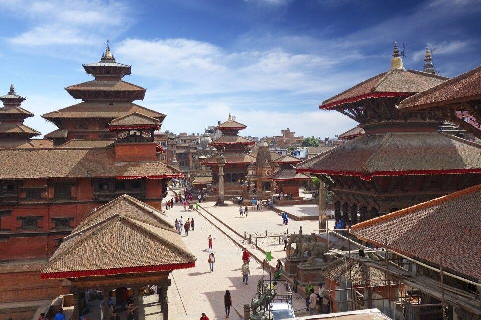 alte Königsstadt Bhaktapur