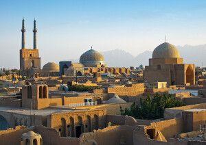 Stadt Yazd