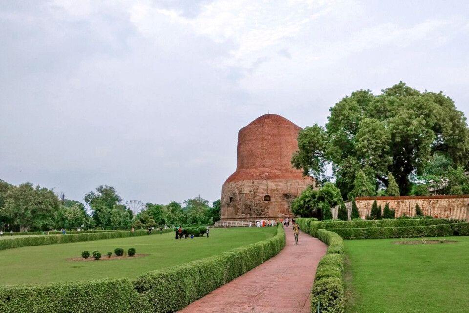 Sarnath – heiliger Ort bei Varanasi