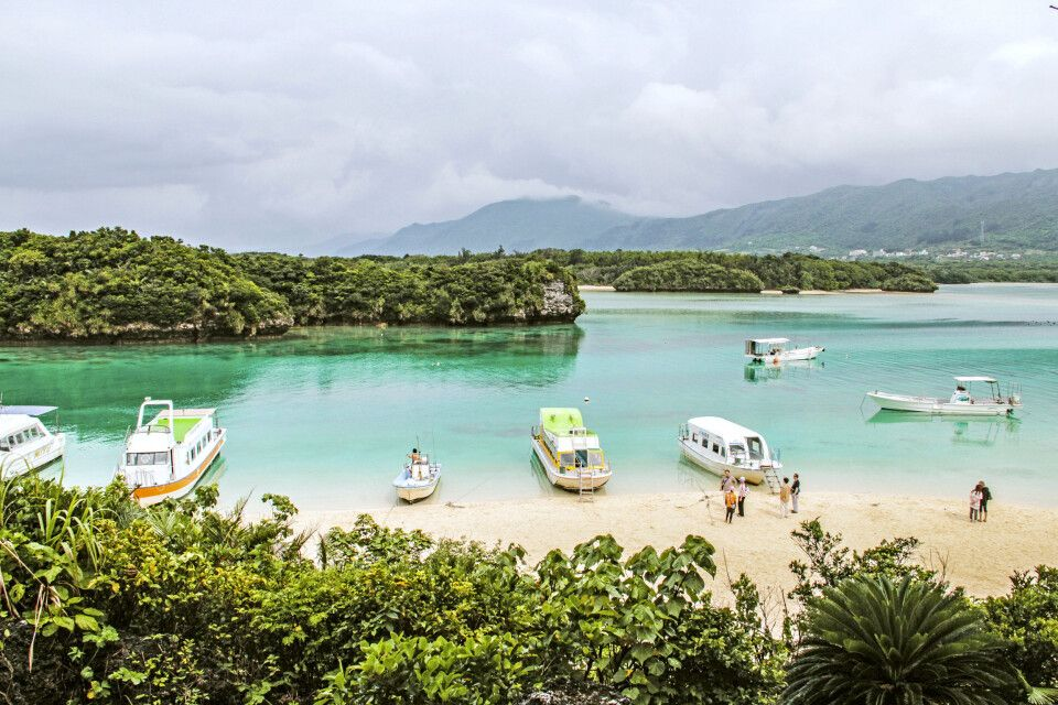 Tropenparadies Ishigaki