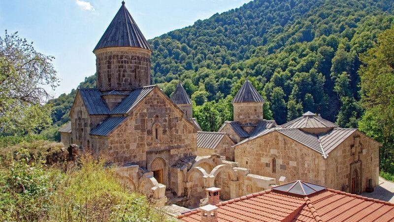 Kloster Haghartsin Provinz Tawusch © Diamir